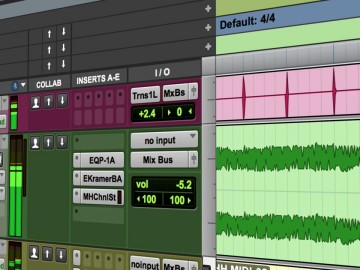 Introducing Pro Tools 12.1—Record Your Heart Out with Powerful Recording Workflows and Even More Tracks.