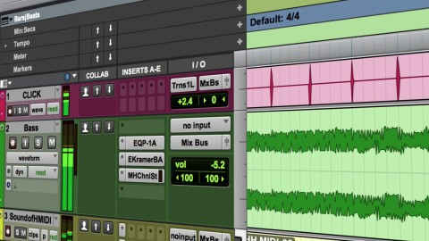 Pro Tools 12.1 Released Today Adds Advanced Features and Bigger Projects