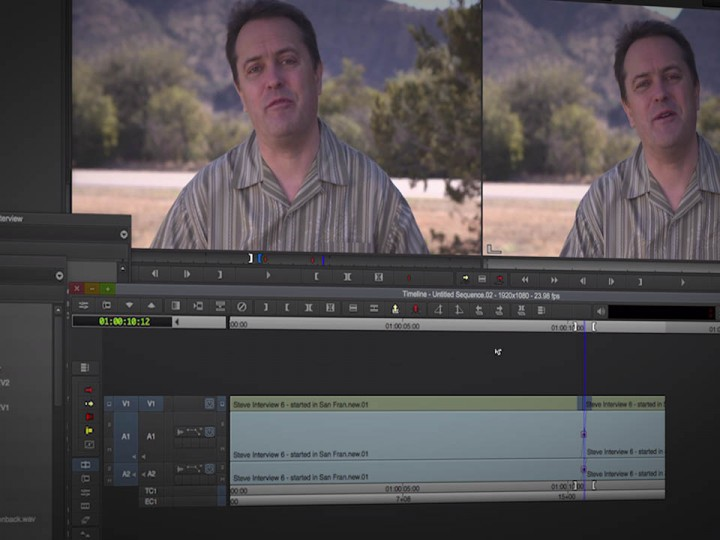 How to Use the Fluid Morph Effect in Avid Media Composer to Fix Jump Cuts