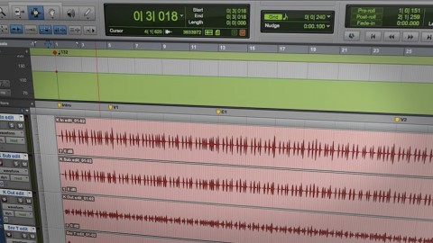 Berklee Online Pro Tools Tutorials: Elastic Audio (Part 1)