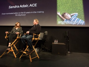 Top 5 Filmmaking Lessons I Learned From 'Boyhood' Editor Sandra Adair
