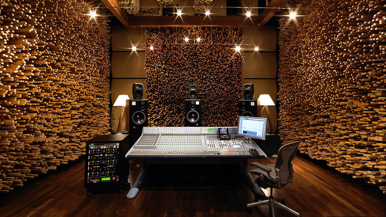 Blackbird Studio S Stunning Setup With Pro Tools Hdx