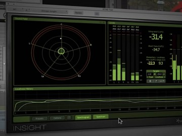 Monitor Audio Loudness Seamlessly in Avid Media Composer with iZotope's Insight