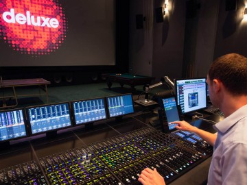 Deluxe Hollywood Leverages Avid Pro Mixing Integrated Solution