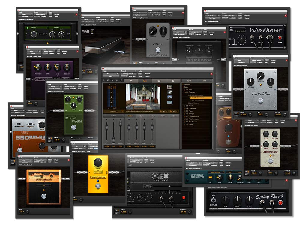 New Plug-in Bundles Now Available with Pro Tools 12 2