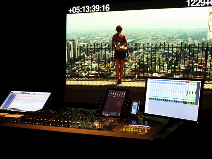 Ricardo Cutz Runs Estúdio 106db in Rio de Janeiro with Pro Tools | S6 and Pro Tools | HD for Cinema and TV Post Production