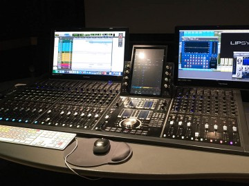 Pro Tools | S6 Brings Greater Efficiency to LIPSYNC Post in Fast Turnaround Times