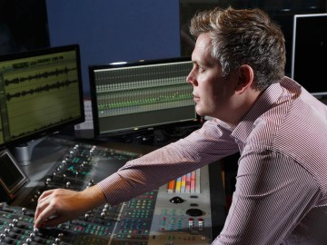 Music Editor Chris Benstead Gets Musical, Personal and Technical