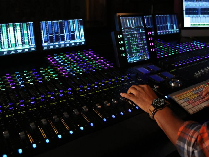 Pro Tools | S6 Software Version 2.1 and Joystick Module Now Available