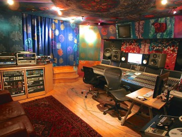 Still Going 'Strong' 30 Years On: Welcome to Strongroom Studios, London