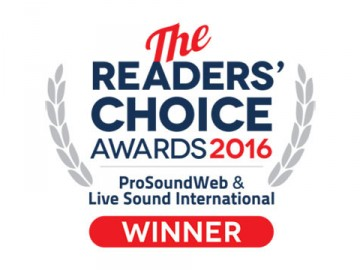 VENUE | S6L Wins Readers' Choice Award