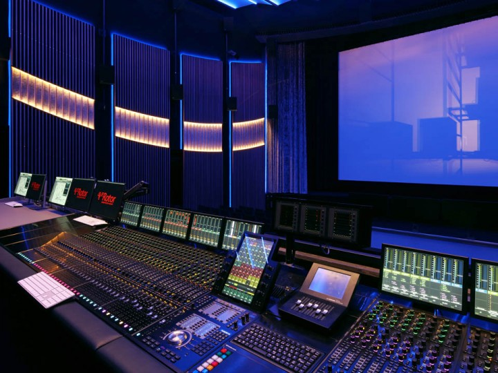 Avid Pro Tools | S6 Helps Germany's Rotor Film Pilot a Course into the New Era of Immersive Audio