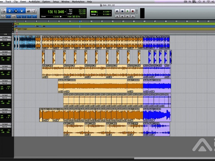 Tutorial de Pro Tools pela ProClass – Memory Locations, VCA Tracks e Plug-ins audiosuite