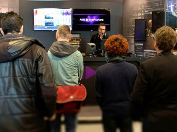 Musikmesse 2016: See First-Hand How and Why Avid's Audio Tools are Making Music Everywhere