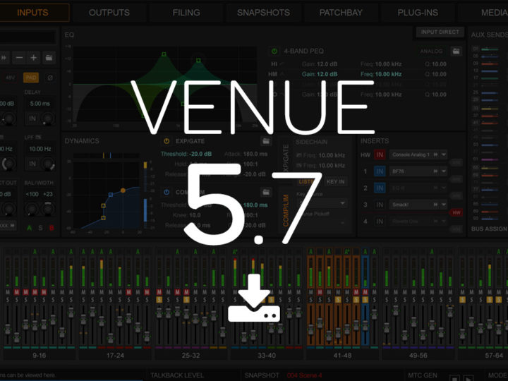 Unprecedented S6L Waves SoundGrid Integration Now Available