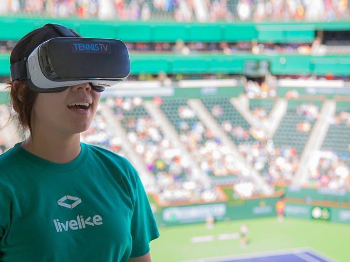 Avid's Collaboration with VR Innovator LiveLike brings Compelling 'Mixed Reality' Experiences to Sports Fans