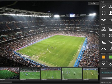 Introducing Avid Spark—Accelerated Graphics Production for Sports