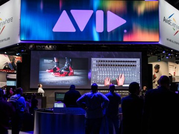 Make the World Your Studio—Presenting Avid Cloud Collaboration for Pro Tools at NAB 2016