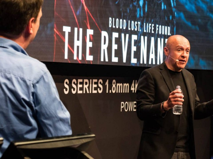 "Storytelling with Sound: Behind the Scenes of ""The Revenant"" with Martín Hernández"