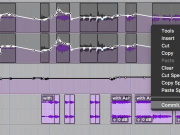 Commit in Pro Tools—Bridging the Gap from Writing to Mixing and Arranging