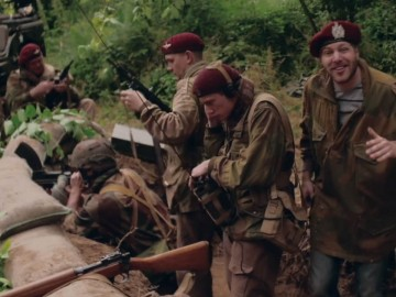 Soundscaping the Trailer for Kickstarter Project 'Magpie, the Untold Stories of World War II'