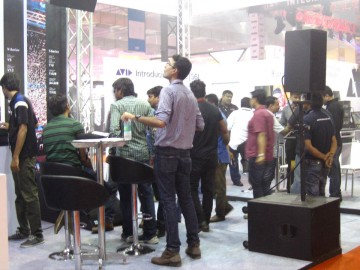 Avid at PALM Expo India 2016—The Best Sound Around