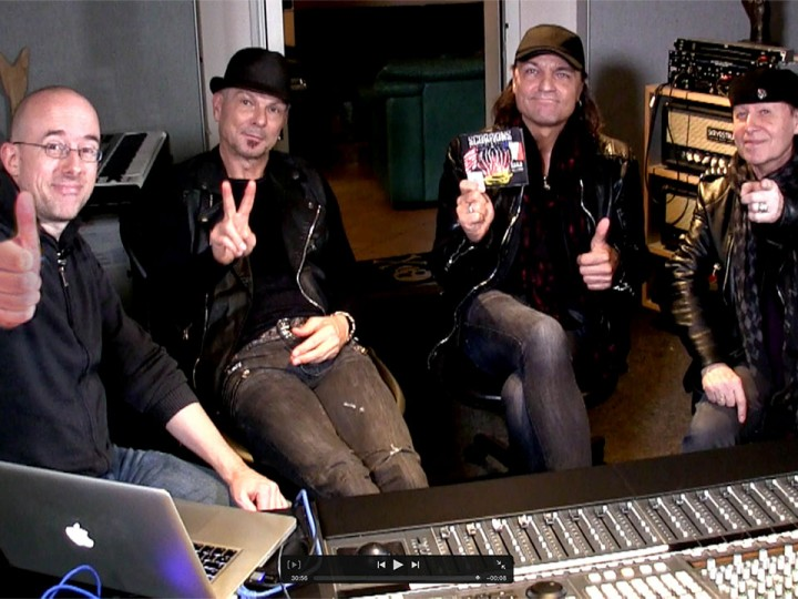 Mixing a Scorpions Live Show on a Laptop—Hans Martin Buff Explains the Process