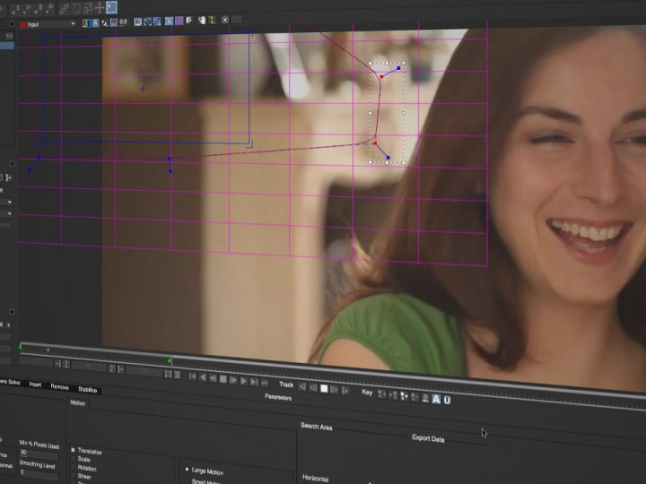 Planar Tracking and Advanced Effects: Mocha Pro 5 Plug-in for Avid Media Composer