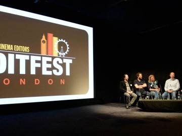 Inspirational Avid Editors Share Wealth of Experience at EditFest London 2016