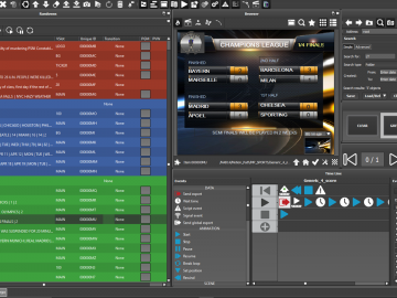 Create, Manage and Play Out 3D Graphics and High-Res Media in Real Time with Maestro 7