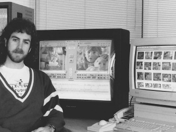 From Flatbed to Media Composer — Veteran Editor Ron Sussman Looks Back at 30 Years of Creative Tools