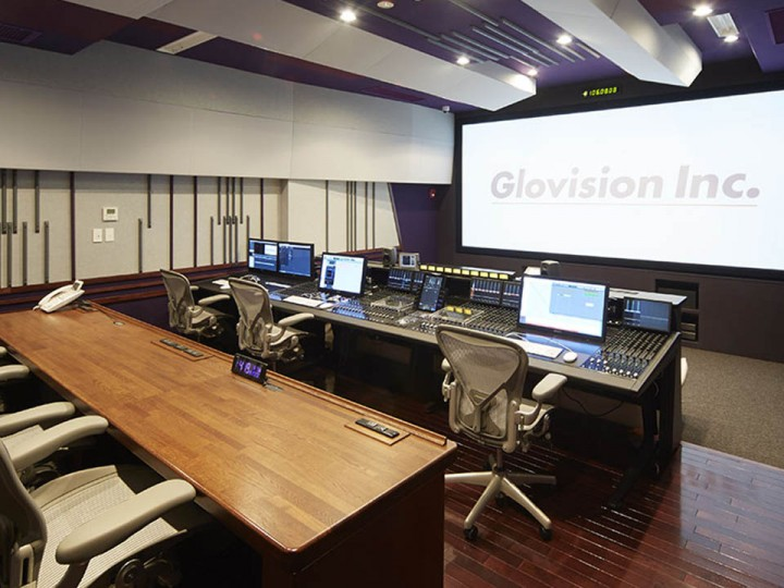 Glovision Kudan Studio Equips Its Dubbing Rooms with Two Pro Tools | S6 Systems