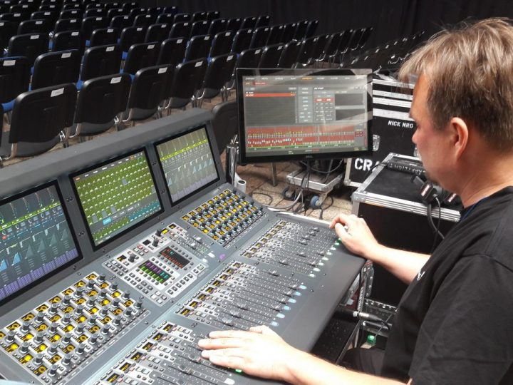 Avid VENUE | S6L at the Warsaw Summer Jazz Days Festival