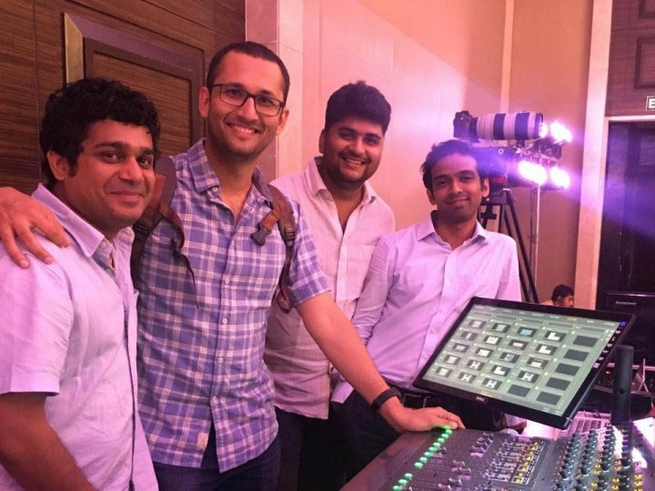 SNL Pro Leads the Indian Market With the Next Generation of Mixing Consoles