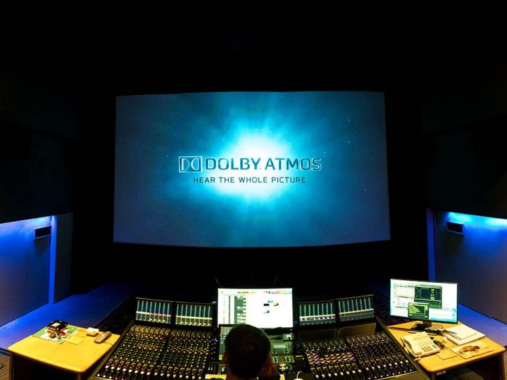 Wounded Buffalo Sound Studios Adds Dolby Atmos Dubbing Theater Centered on Avid Pro Tools | S6