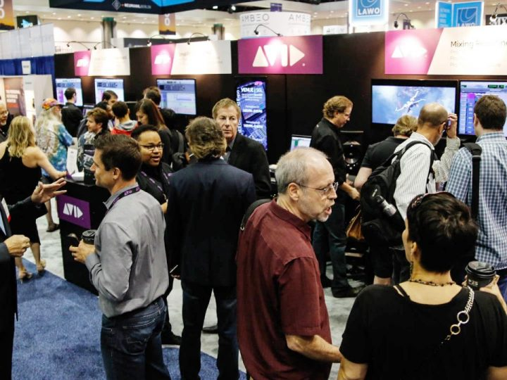 Avid Brought Excitement — and Lots of Products — to AES 2016 in Los Angeles