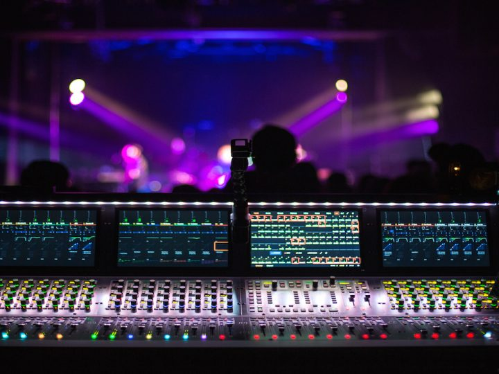 Avid VENUE | S6L on the Road — Featuring the Best Live Sound Around