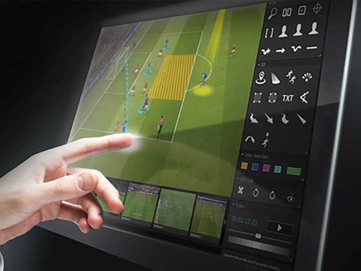 Introducing Spark 1.2 — All-in-One Telestration for Sports Broadcasters