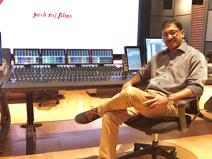 Mixing Practically With Creativity — YRF Studio in Mumbai Installs Pro Tools | S6 for Film Mixing