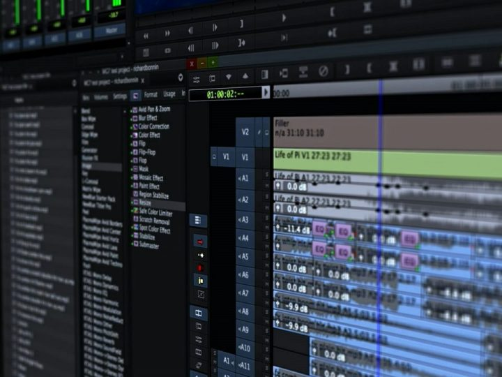 The Avid Customer Association Significantly Influences 2016 Media Composer Releases