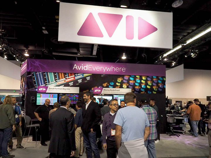 NAMM 2017: A Sneak Preview of the Avid Booth