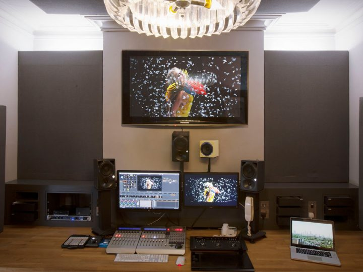 """The Edit"" Invests in Avid NEXIS 