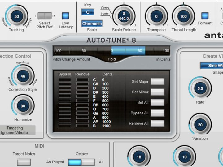 Avid Welcomes Antares Auto-Tune to Avid Marketplace for In-App Purchase