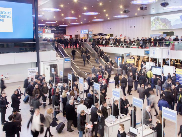Converging Worlds at ISE 2017 in Amsterdam