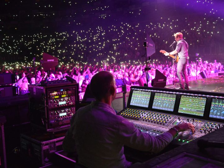 Mixing Duran Duran's 'Paper Gods' Tour with VENUE | S6L