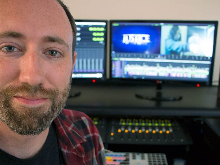 "Editing for Justice — Brad Phelan Cuts ""Justice by Any Means"""