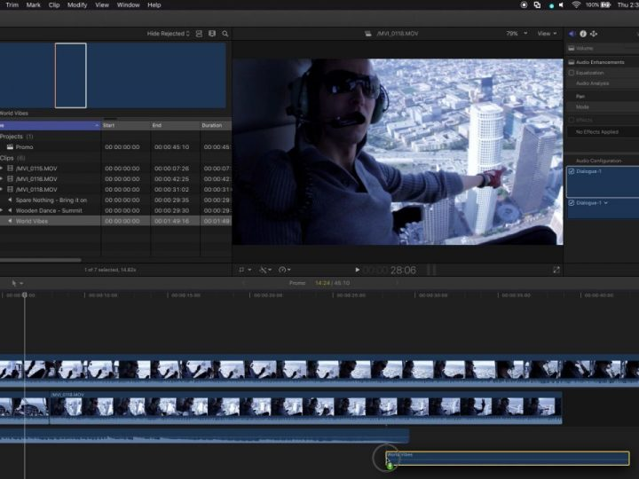 Collaborate with Avid NEXIS | PRO and Third-Party Software, Part 2: Final Cut Pro X