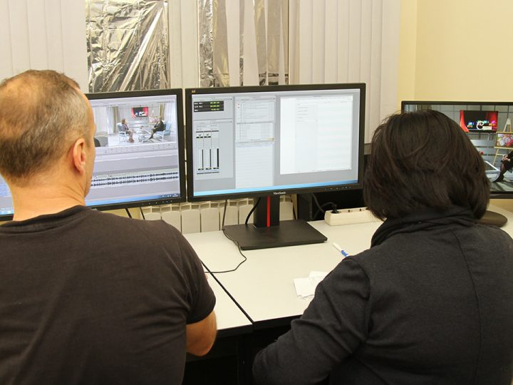 Efficient Archiving Yields Valuable Creative Time for Sakha NBC