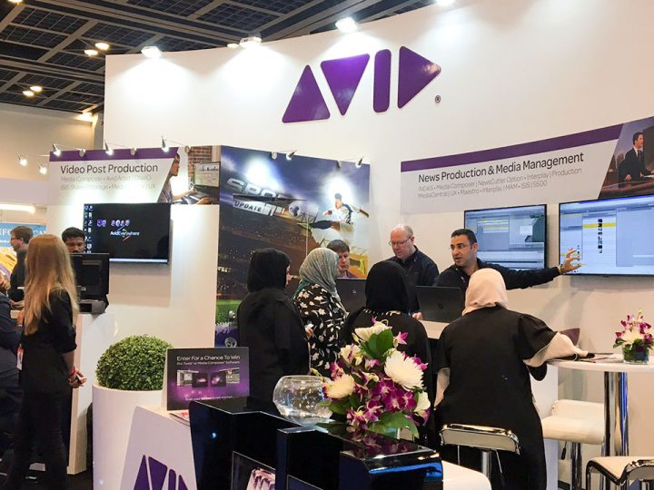 Avid Showcases Award-Winning Solutions at CABSAT 2017