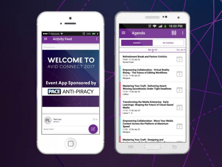 Download the Avid Connect 2017 Mobile App — Your Ultimate Guide to Making the Most of Your Avid Connect Experience